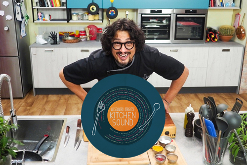 Alessandro Borghese Kitchen Sound 1, 2, 3, 4 e 5